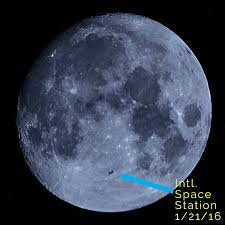 Delaware how fast does the moon travel images Delaware astronomical society website photographing the iss transit jpg