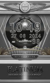 digi clock widget apk digi clock widget platinum 2 50 apk for android aptoide