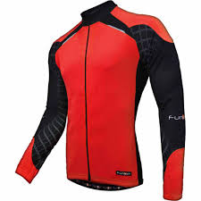 Funkier Kids Long Sleeved Cycling Jersey Cyclocross U0026 Winter