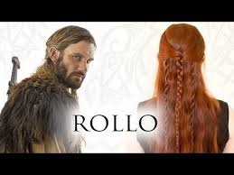 viking hairstyles for men vikings hair tutorial for men rollo lodbrok lothbrok youtube