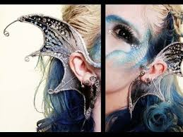how to make feather ear cuffs diy wire mermaid ears