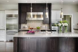 kitchen maid cabinets beach style with range hood black islands