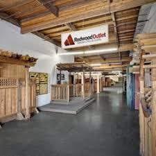 redwood outlet 53 photos building supplies 1711 senter rd