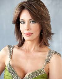 hair styles for a young looking 63 year old woman hunter tylo age 50 love the hair style hairstyles pinterest