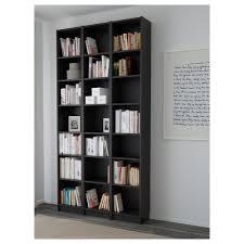 Narrow Billy Bookcase Billy Bookcase Birch Veneer Ikea