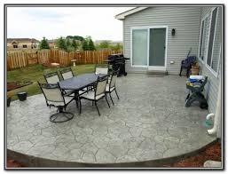 Resurface Concrete Patio How To Make Outdoor Wall Art In My Own Style With Concrete Patio