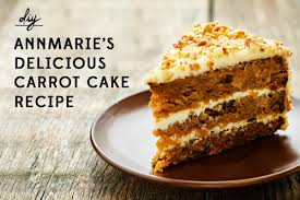 annmarie u0027s favorite carrot cake recipe perfect birthdays