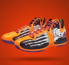 halloween sneakers peak gets creepy for halloween with the tp iv dh2 monster and