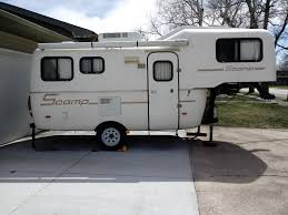 sold 1998 scamp 5th wheel deluxe 10 900 wells mn fiberglass