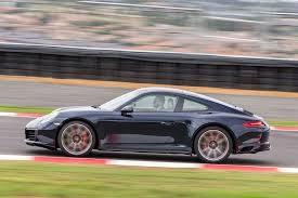 porsche carrera 2016 2016 porsche 911 carrera 4s review first drive motoring research