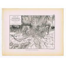 Girona Spain Map by Spain Battle Of Gerona Girona 1809 Spanish And French