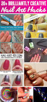 20 brilliantly creative nail art hacks that are pure genius