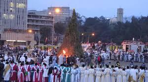 national meskel celebration