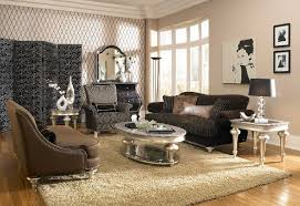 aico hollywood swank living room uphlostery collection michael amini