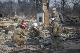 California Wildfire Names by California U0027getting The Upper Hand U0027 Against Deadly Wildfires Fox40