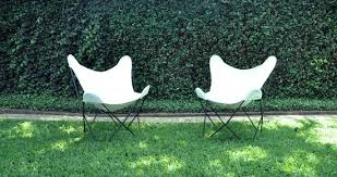Vintage Butterfly Chair Knoll Hardoy Butterfly Chairs Life Of An Architect