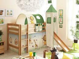 rutsche kinderzimmer hochbett mit rutsche buche und rahmen für kinderzimmer hochbett
