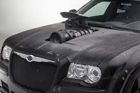 this srt8 2006 chrysler 300c isn u0027t just a reboot of mad max u0027s