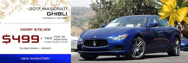 orange maserati maserati of anaheim hills new maserati dealership in yorba linda