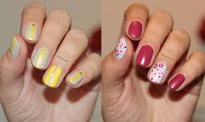 summer to fall easy nail art designs youtube