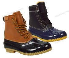womens duck boots size 9 womens duck boots ebay