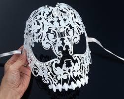 mardi gras skull mask masquerade mask gold mask mardi gras mask mask