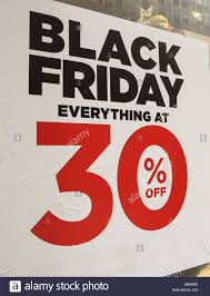black friday sale advertising usa stock photo royalty free image