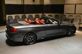 bmw series 5 convertible bmw 4 series convertible gets the m performance parts bmwcoop