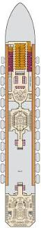 Carnival Sunshine Floor Plan by Carnival Sunshine Carnivalcruiselines Fr