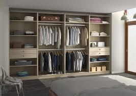 placard encastrable chambre dressings et rangements modernes idée déco et aménagement