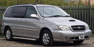 kia sedona estate 2 9 crdi se 5d 7 seat for sale parkers