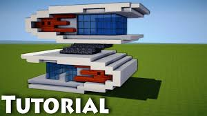 futuristic house minecraft how to build a small amp easy modern