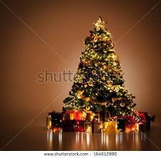 Decorations For Under Christmas Tree by Christmas Tree Stock Images Royalty Free Images U0026 Vectors