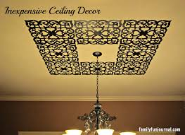 container store ceiling decor family fun journal picypic