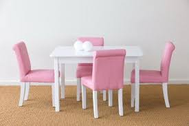 childrens white table and chairs buy kids wooden table and chairs childrens white table