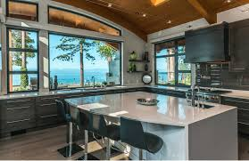 Vancouver Kitchen Island by Cadence