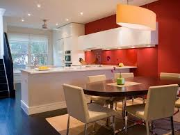 white kitchen cabinets orange walls how to choose the best kitchen paint colors