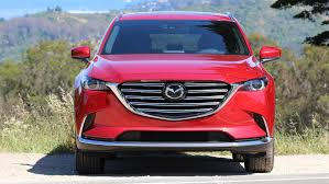 suv mazda 2018 mazda cx 9 flagship three row crossover suv receives long