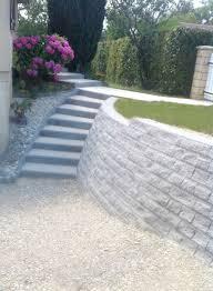 bloc marche escalier exterieur cuinet aménagement extérieur tarcenay doubs