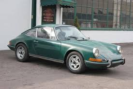 irish green porsche 1970 porsche 911e for sale 2023434 hemmings motor news