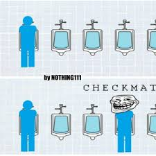 Urinal Checkmate Meme - bathroom checkmate meme checkmate best of the funny meme