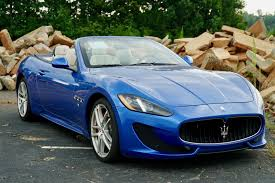 2016 maserati granturismo custom 2016 maserati granturismo convertible sport stock ct13525 for