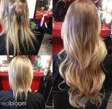 hot heads extensions cost before and after photos illusions color spa st louis mo