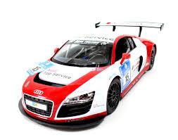 Audi R8 Red - 12