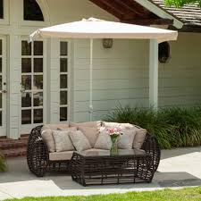 Umbrellas For Patio Creative Half Umbrella For Patio Home Design Wonderfull Photo With