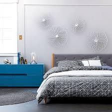 Cb2 Duvet Design Trend Spotlight Geometric Forms