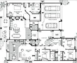 4 bedroom single story house plans four bedroom home plans four bedroom bungalow house plans one