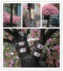 wedding wishing trees for sale memory artificial wishing tree with white magnolia flower for