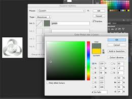 how to convert grayscale bitmap to one cmyk color in photoshop