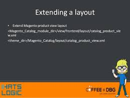 magento layout catalog product view magento 2 getting started
